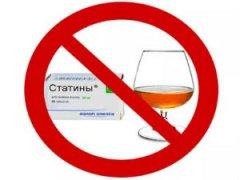 Статины и алкоголь